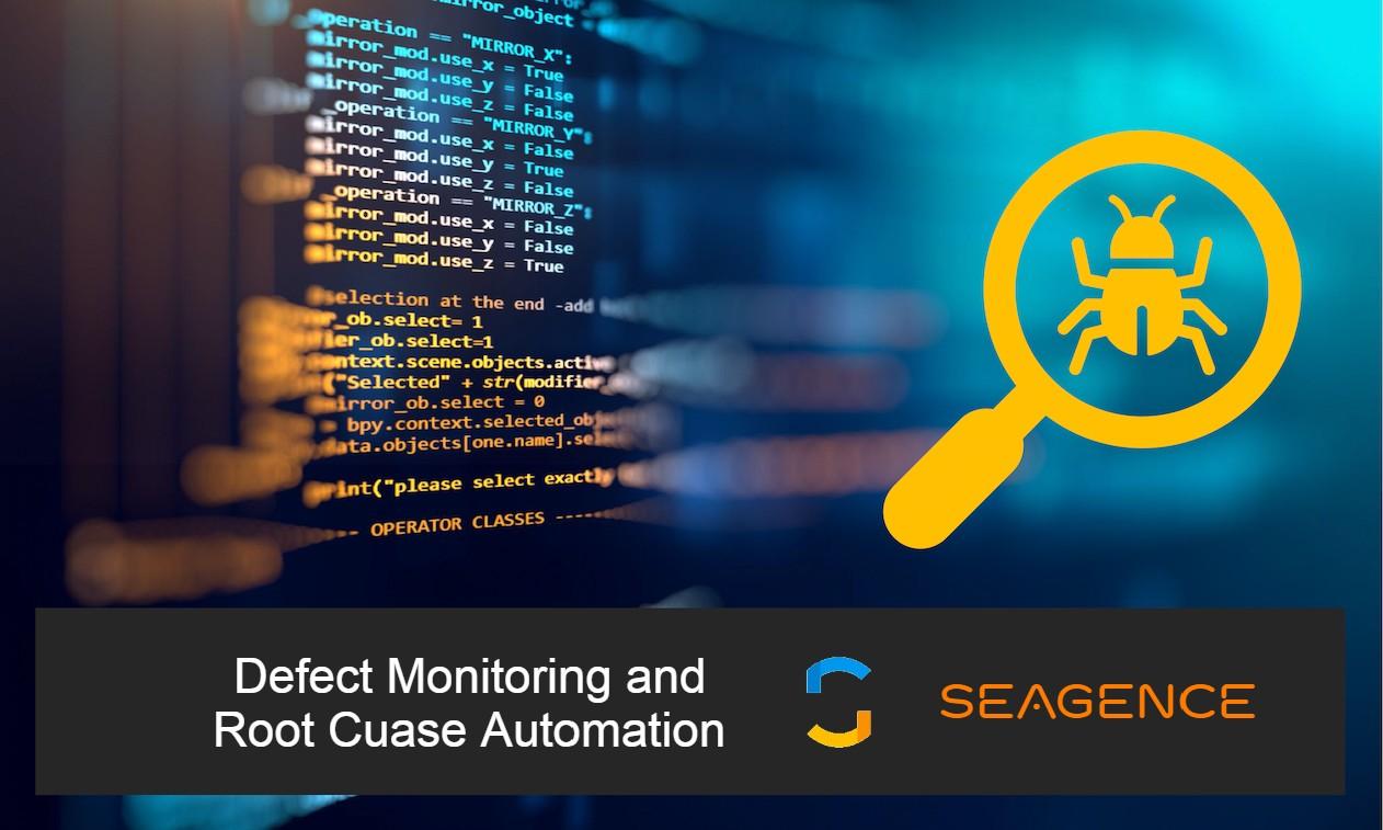 Defect Monitoring Tool